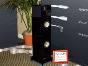 NOLA Metro Grand Reference Gold Mk II